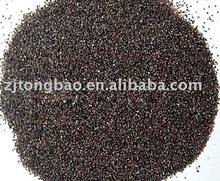 Metallic sandblasting grit, media, abrasives