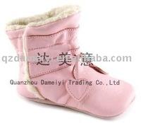 Sheepskin Infant Boots