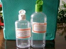 250ml PVC shampoo bottle