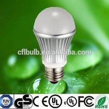 de alta potencia led 5w regulable bombilla led e27 gu10 en bombilla led de luz