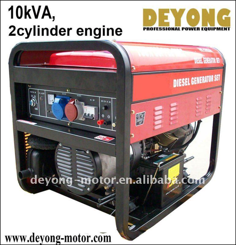 electric generator diesel generator portable