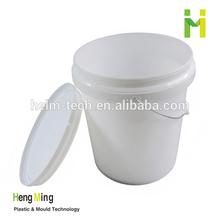 20L Round Plastic Packing Paint Pail
