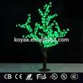 1,5 m LED artificiel cerisier lumière Noël arbre décoratif bleu FZ-384