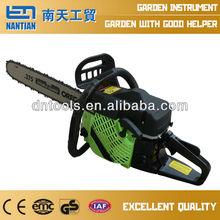power petrol 52cc chain saw