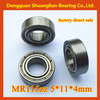 deep groove ball bearings MR115zz MR115 MR52 MR63 MR74 MR85 MR93 MR104 MR115 MR128 MR149 MR series