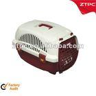 ZTPC PP Plastic cat house pet house small pet cage