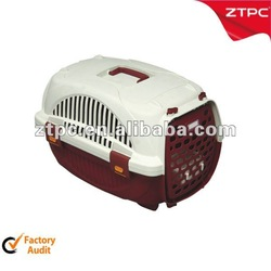 ZTPC PP Plastic cat house pet house small pet cage