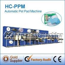 Hc-ppm Servo cheio sob almofada ( Pet Pad ) que faz a máquina