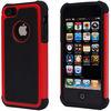 Shockproof hybrid builder case for iphone 5 case