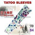 2014 venda quente melhor flor manga de tatuagem