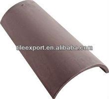 Shingle Clay Roof Tile