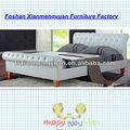 x001 móveis estofados de couro macio cama mobília do sexo