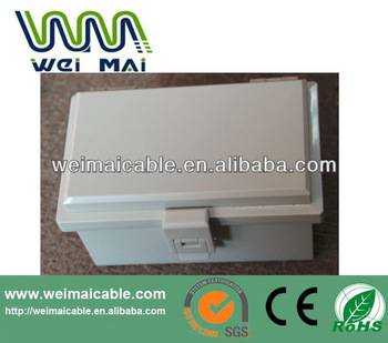 China high quality waterproof abs electric box IP65/IP66 WMT03 electric box