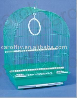 Kaliteli tel #1308 çelik kuş kafesi