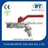 BT2003 brass bibcock valve