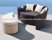 Elegant Rattan Lounge Chair - Patio furniture