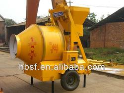 350L JZM350 electric self loading concrete mixer, cement mixer