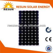200W 24V Mono Solar Panel with CE/TUV/IEC certificate price per watt