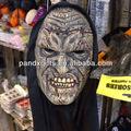 terroristas de látex de halloween máscara de calavera