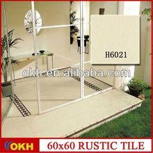 Decals for ceramic tiles