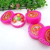 Fruit Bubble Gum With Sour Powder/Colorful Bubble Gum Ball
