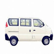 Qingyuan Electric Mini cargo van passenger van for sale