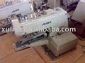 juki 373 372 377 japón usados de segunda mano de punto de botón de la máquina de coser botón adjunto