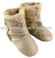 botas de couro infantil