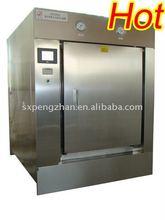 Pulse Vacuum Steam Sterilizer (300L ~1800Lavailable, 136 degree celsius,Mechanical singal/double door)