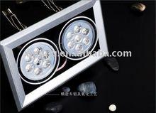 AR111,2X7X1W,Led down light,Led Spot Light,14W-AR111