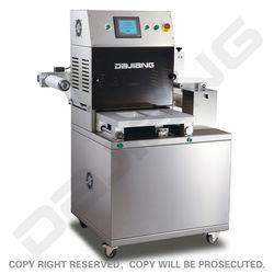 Semi-auto Tray Sealing Machine (DM-350A)