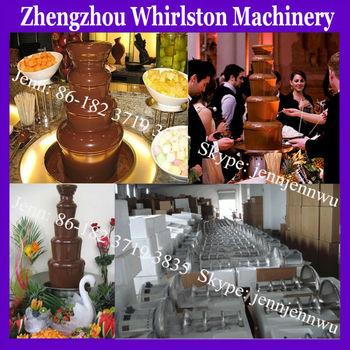2013 Very Hot Chocolate Tempering Machine