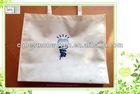 Printed logo fashion cheap cute Non-woven recycling tote bags 2014