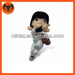 customized 3D pvc action figure