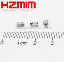 De metal de moldeo por inyección de fotos de instrumentos dentales