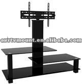 TV floor stand DVD AV supporter AVRL1206B