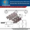 H815 Stainless Steel Slat Top Chain Conveyor