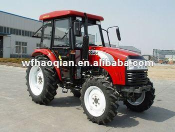 DQ 4wd farm tractor