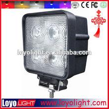 40w 12v led work light,suzuki led work light,4x4 offroad light