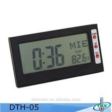 Digital Clock with Temperature Calendar Thermometer