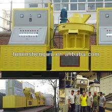 1 ton per hour Full automatic rice husk pellet mill machine ,pelletizer
