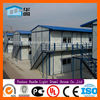 Thin-walled light steel structure log house