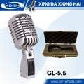 Gl-5.5 estilo antigo microfones