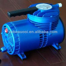 Pressure spray gun kits mini air compressor protable air pump, portable air compressor