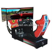 Simulator racing game machine/ Driving Arcade Games/touch screen video games machine
