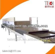 Stevia microwave drying sterilization equipment