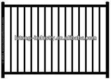 Anodized Aluminum fence profile