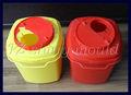 de alta calidad de plástico contenedor de residuos médicos