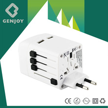 2015 Hot Selling Products Electric Travel Adaptor Plug