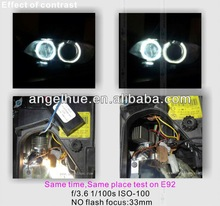 32W LED Ring Angel eyes,4leds CREE H8 32w super bright angel eyes led marker,Cree 32W H8 Led Angel Eyes marker for bmw